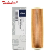 Oil Filter 1 Pcs A2711800509 For Mercedes E CLASS W212 S212 2009 2019 E200 E250/A207 C207 2010 2019  Model Car Paper Oil Fiilter