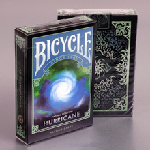 Bicycle Natural Disasters Hurricane Playing Cards Collectable Poker USPCC Limited Edition Deck Magic Tricks Props