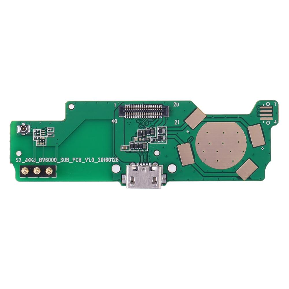 Blackview Connector Port-Board-Replacement Cell-Phone-Charger Usb-Charging-Port Dock-Port