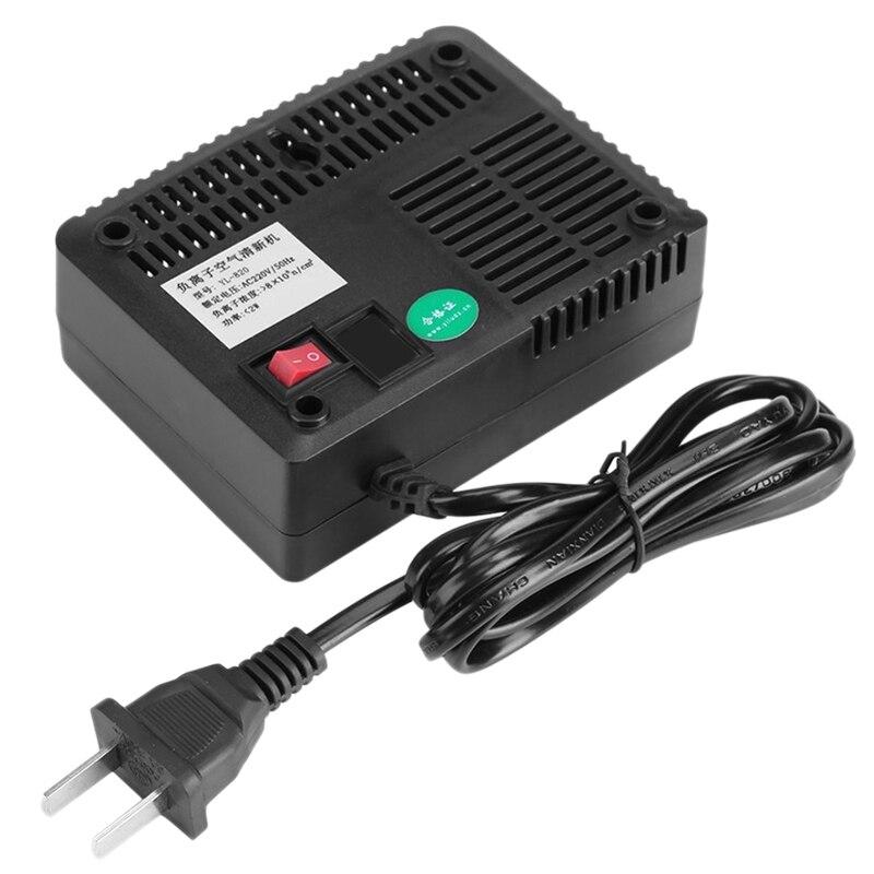 AD-Air Purifiers Negative Ionizer Generator Ionizer Air Cleaner Remove Smoke Dust Air Fresh Us Purificador De Aire Us Plug