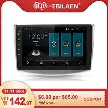 EBILAEN รถวิทยุมัลติมีเดียสำหรับ VW Volkswagen Passat B7 B6/Magotan 2Din Android 9.0 Autoradio GPS Navigation DVR กล้อง