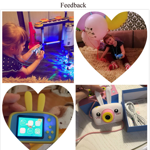 Cartoon Digital Camera Baby Toys Children Creative Educational Toy Photography Training Accessories Birthday Gifts Baby Products Islamabad