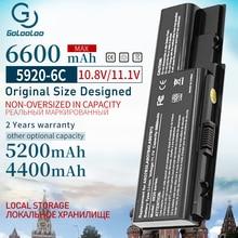 6600 mAh 6 خلايا بطارية كمبيوتر محمول لشركة أيسر أسباير AS07B31 AS07B32 AS07B41 AS07B42 AS07B51 AS07B71 5520 5230 5235 5310 5315 5330