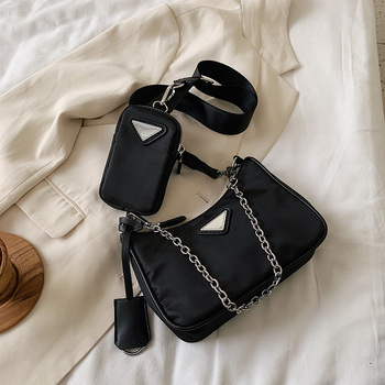 Causal Women Crossbody Bags Luxury Handbags for Designer With Mini Pocket Brand Female Shoulder Messenger Bag