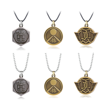Hot Japanese Game Yakuza Kiwami Nceklace Kazuma Kiryu Metal Pendant Chain Necklaces For Men Women Choker Cosplay Jewelry koyle футболка yakuza premium yakuza premium mp002xm0lyyu
