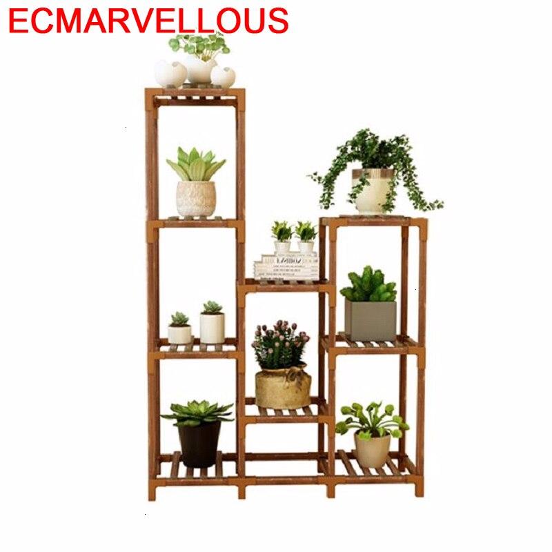 Pour Plante Garden Shelves For Estanteria Para Macetas Stojaki Na Kwiaty Dekoration Balcony Rack Flower Shelf Plant Stand