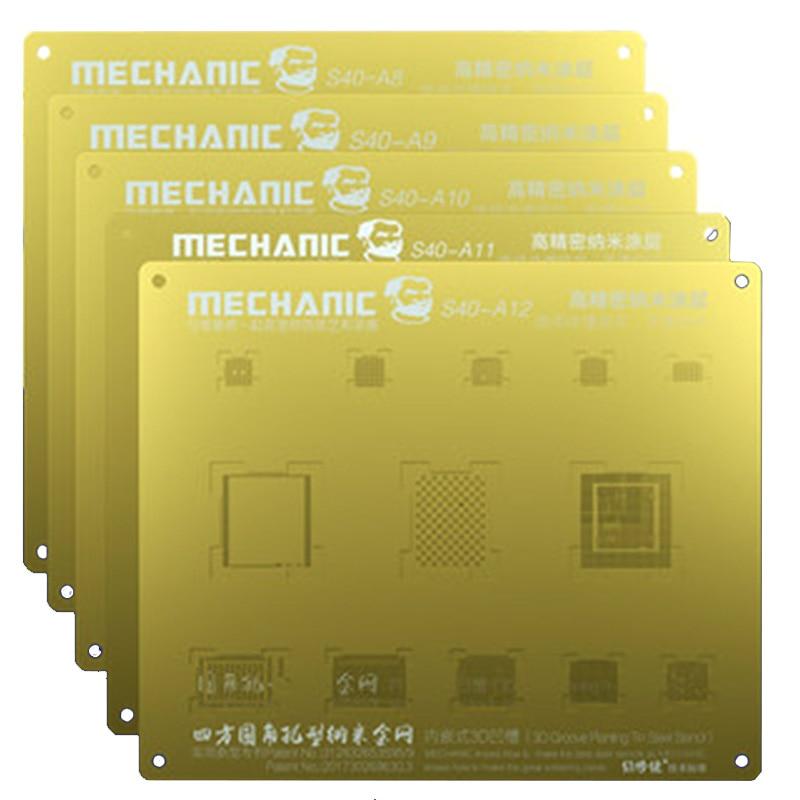 Mechanic 3D Groove Reballing…