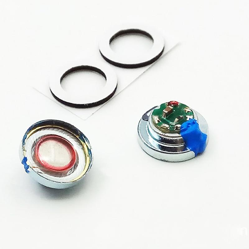 10mm speaker unit Graphene diaphragm dynamic diy headphone with crossover board in-ear diy midrange vocals