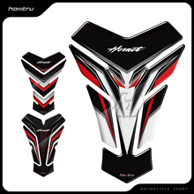 3D Protector de almohadilla de depósito para motocicleta pegatinas para Honda CB600F CB250F Hornet 160R 250, 600 de 900 Tankpad