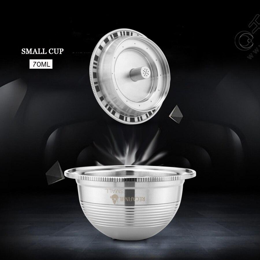 Нержавеющая сталь металла многоразовые UCC Capsule подходит для капельного кофе машина Эспрессо Dripper Maker Refilable ложка клип