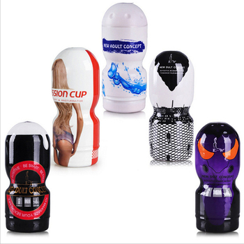 Masturbation Cup Male Masturbation Super Soft Silicone Realistic Vagina Anal Oral Sex Pussy Erotic Adult Toys Sex Toys for Men 3