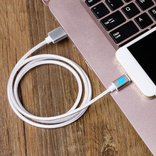 3 M Fast Charging USB To Type C Aluminum Alloy Power Supply Mobile Phone Durable Universal Transmission Practical Data Cable