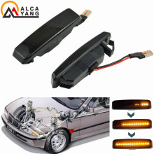 Car Side Body LED Dynamic Turn Signal Light Sequential Blinker Lamp For BMW 5 Series E39 525i 528i 530i 540i 1995-2003 M5
