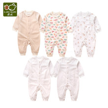 2 PCS/LOT Baby Boys Rompers Unisex Cotton 100% girl onesie Cute Clothing Autumn Long Sleeve Jumpsuits for 3-12 Months(China)