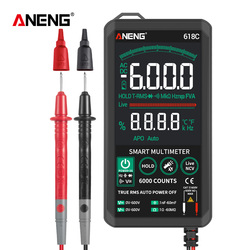 ANENG Tester Digital Multimeter Professional with Audible Continuity True RMS Backlit Multimeter with AC/DC Voltage Tester