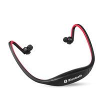 Kebidu fone de ouvido esportivo s9, fone de ouvido wireless e com bluetooth, deixa as mãos livres, suporte para xiaomi e huawei