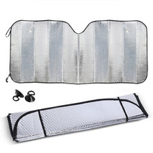 Car Windshield Snow Sun Shade Automobile Sunshade Cover Waterproof Protector Cover SUV MPV Front Windscreen Cover Accessories