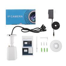 LESHP прочный H.264 1,0 MP1280X720 HD wifi безопасности мини IP ИК Пуля камера SN-IPC-4007FSW10 сети камеры наблюдения