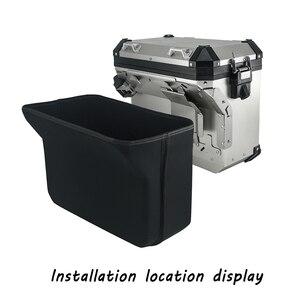 Image 4 - สำหรับBMW R1200GS R1250GS ADV/LC R1200 GS 1250ด้านหลังกล่องกระเป๋าคอนเทนเนอร์ด้านในหางกรณีTrunkด้านข้างSaddlebagกระเป๋าด้านใน2013 2019