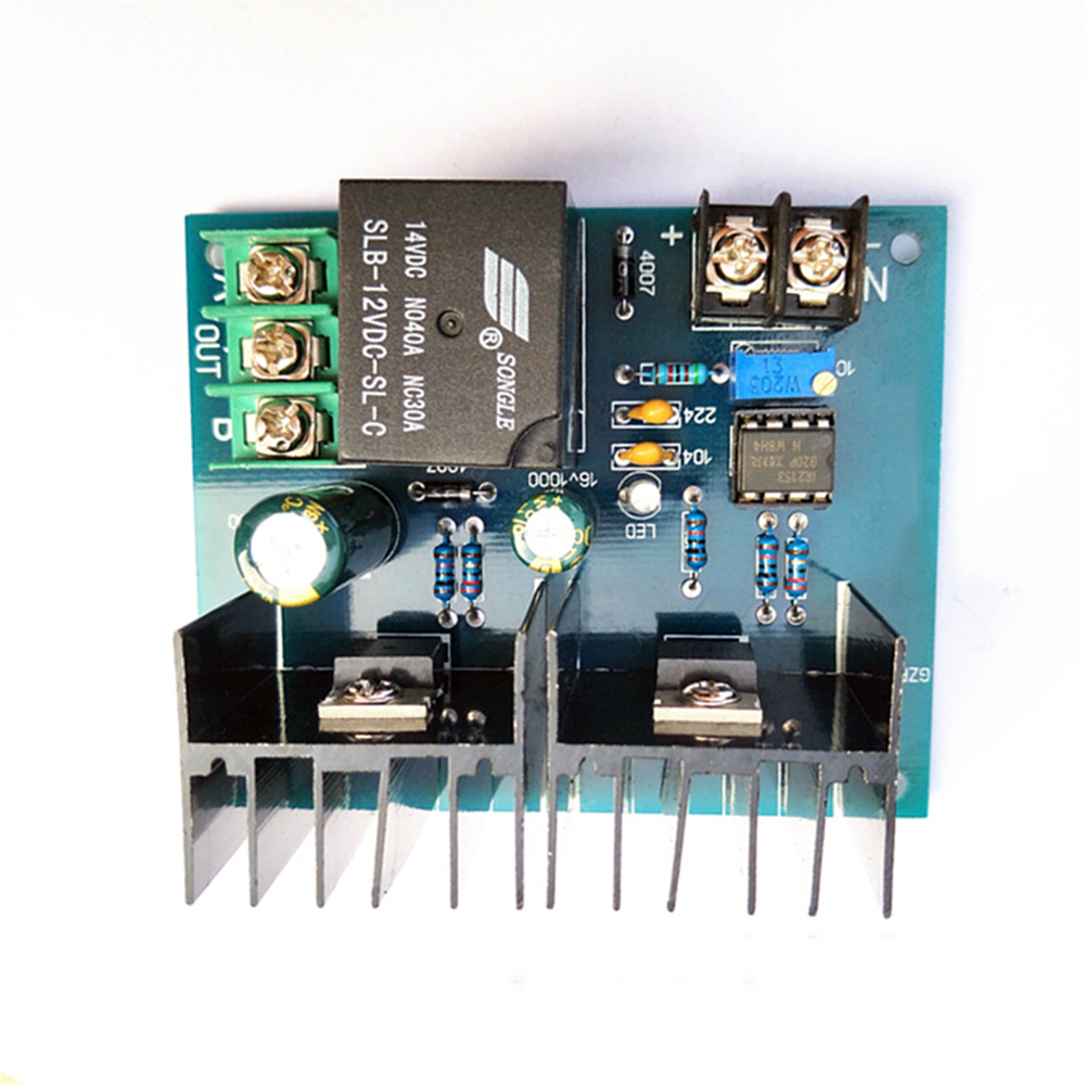 Taidacent Power Inverter 12v 50HZ To AC220v Low Frequency Inverter Transformer Variable Frequency Transformer Drive Circuit Boar