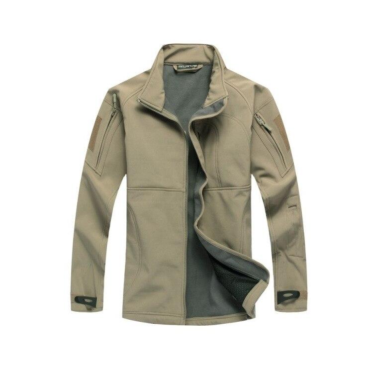 Qi Bai, Commander Soft Cover Raincoat Jacket Waterproof Windproof Warm