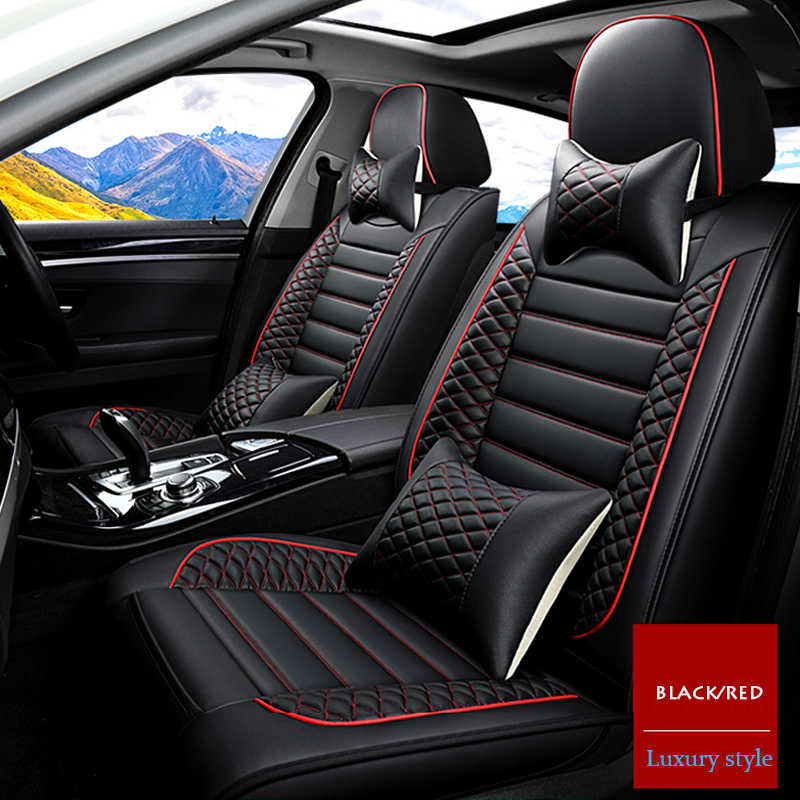 Car Seat Cover Full Coverage For Bmw M Sport M3 M5 E46 E39 E60 F30 E90 F10 F30 E36 X1 X3 X5 X6 Car Interior Cushion Aliexpress