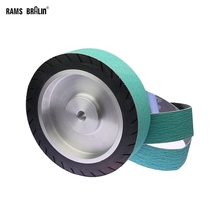 200*50mm Centrifugal Rubber Wheel 8
