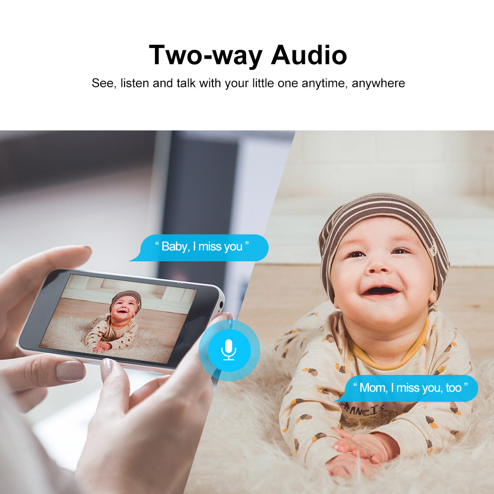 Sonoff GK 200MP2 B 1080P HD беспроводная WiFi IP камера безопасности детектива движения 360 ° Просмотр активности оповещения Ewelink управление приложением - 3