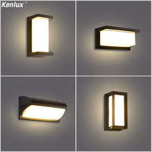 12W Light led wall lamp outdoor lights h
