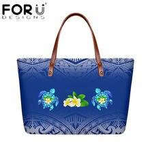 Винтажная модная женская сумка forudesigns в гавайском стиле