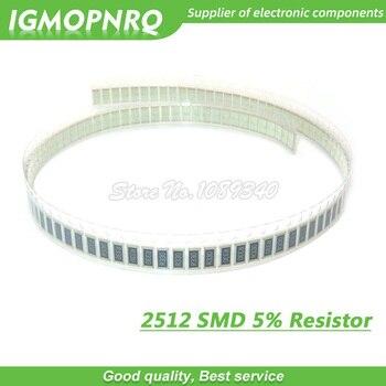50 pcs SMD Chip Resistor 2512 1W 1.2KR 1.2K ohm 122 5/% Resistance Kit Pack