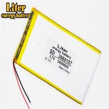 3560107 3.7V 3000MAH 3560105 3560110 토크 7x7 xs U51GT 듀얼 쿼드 코어 8 개의 핵 배터리보다 시원함