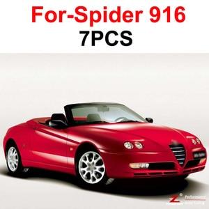 Image 2 - 100% perfetto Free Error LED interno della lampadina della cupola mappa luce Kit per Alfa Romeo Giulietta Mito Brera GT Spider 147 156 159 166
