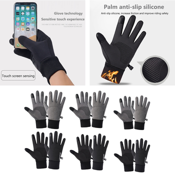 new women lace sunscreen gloves autumn spring lady stretch touch screen anti uv slip resistant driving glove breathable guantes Winter Warm Gloves Touch Screen Waterproof Anti-slip Driving Sport Cycling Glove