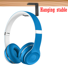 Aluminum Headphone Holder Wall Durable Headset Hanger Stand Desk Display Earphone Hook Bracket Accessories