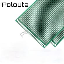 12*18 2.54mm PCB Double Side Experimental Bakelite Copper Plate Circuirt Board Broken Fiber Supper Capacitor Protection Board
