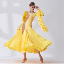 Новинка стандартное женское платье с большим подолом одежда