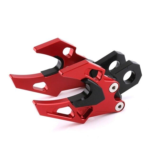 Aluminum Alloy Rear Wheel Axel Protection  5