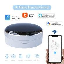 Tuya akıllı ev akıllı oda Wifi evrensel IR uzaktan kumanda Siri,Alexa, Google ev