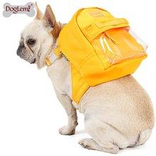 Модный новый рюкзак для самостоятельной сборки собак маленькая