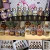 Sunligoo 9 Bottles Mini Natural Semiprecious Gem Stone Chip Crystal Healing Tumbled Reiki Wicca Travel Natural Stones Decoration 6