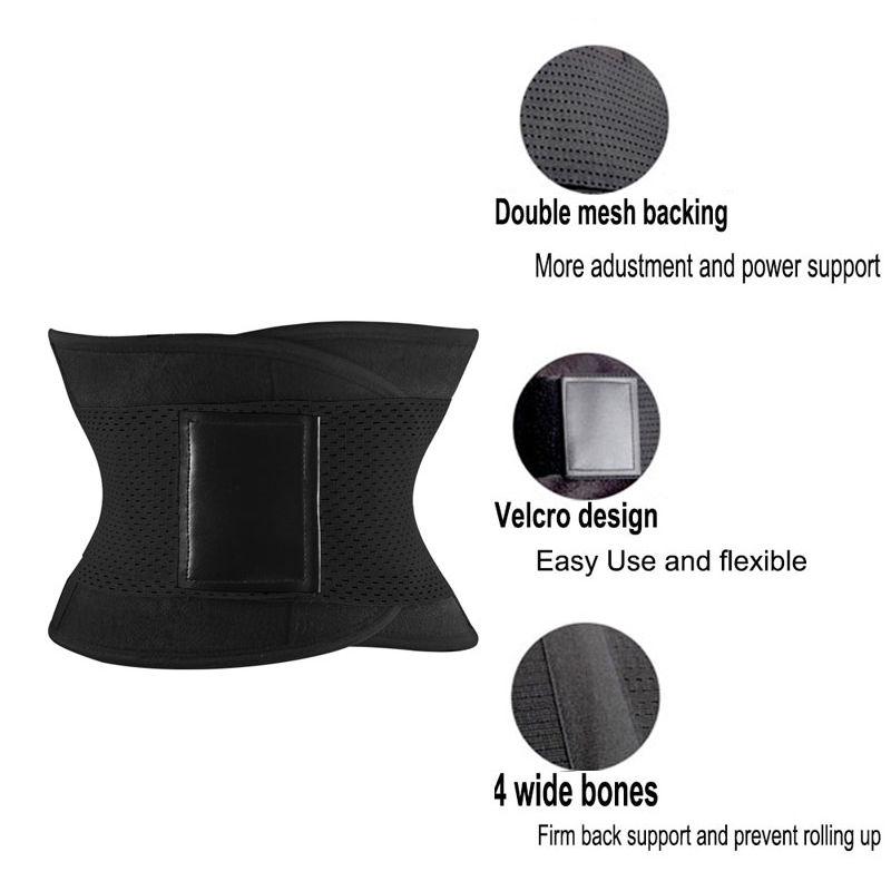 Women Body Shaper Slimming Shaper Belt Girdles Firm Control Waist Trainer