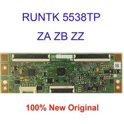 """Latumab 100% nowe części oryginalne t con RUNTK 5538TP ZA RUNTK5538TP ZB ZZ """"ZA"""" jest kompatybilny działające T CON w Ekrany LCD i panele do tabletów od Komputer i biuro na"""