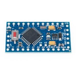 Image 4 - 100 Pcs Met De Bootloader ATMEGA328P Pro Mini 5V 16 Mhz/3.3 V 8Mhz 328 Mini ATMEGA328 5V 16 Mhz