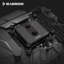 Barrow CPU Water Block fit INTEL Socket LGA 115x 1150 1151 1155 1156  5v 3pin light header processor cooler   LTCP03-04N intel core 6 series processor i7 6700 i7 6700 cpu lga 1151 land fc lga 14 nanometers quad core cpu