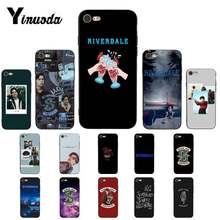 Yinuoda Riverdale TV Pattern TPU Soft Phone Case For iPhone 8 7 6 6S Plus X XS MAX 5 5S SE XR Cellphones(China)