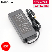 Universal Power Supply 19V 4.74A 90W For ACER ASUS Aspire 4710G 4720G 4730 5750 5755g Adapter