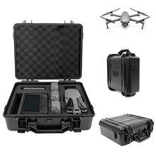 Professional DJI Mavic 2 Drone Bags Waterproof EVA PU Hard Plastic Carrying Drone Case DJI spark for DJI Mavic 2 Pro Zoom Drone цена и фото