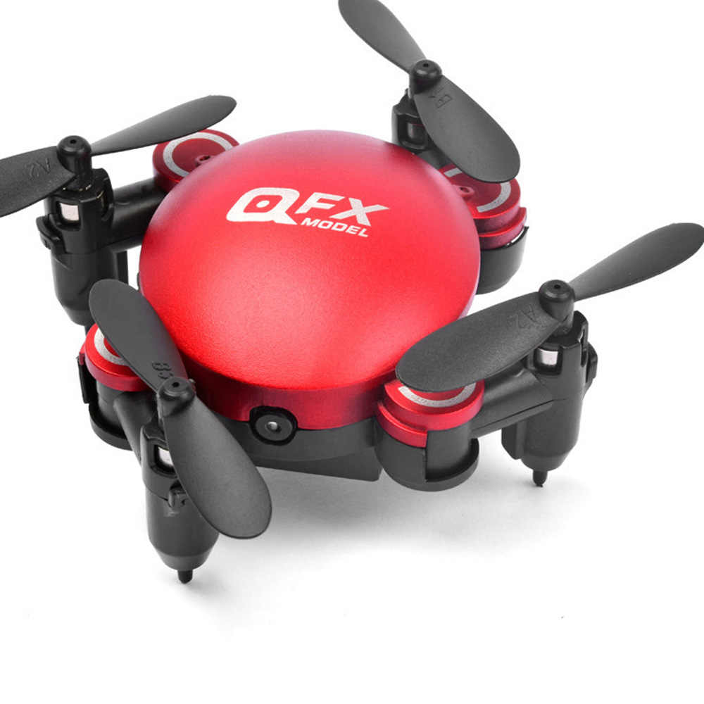 Mini Drone RC Quadrocopter Remote Control Dron Helicopter Quadrocopter 2.4G 6 Axis Gyro Micro With Headless Mode Altitude Hold