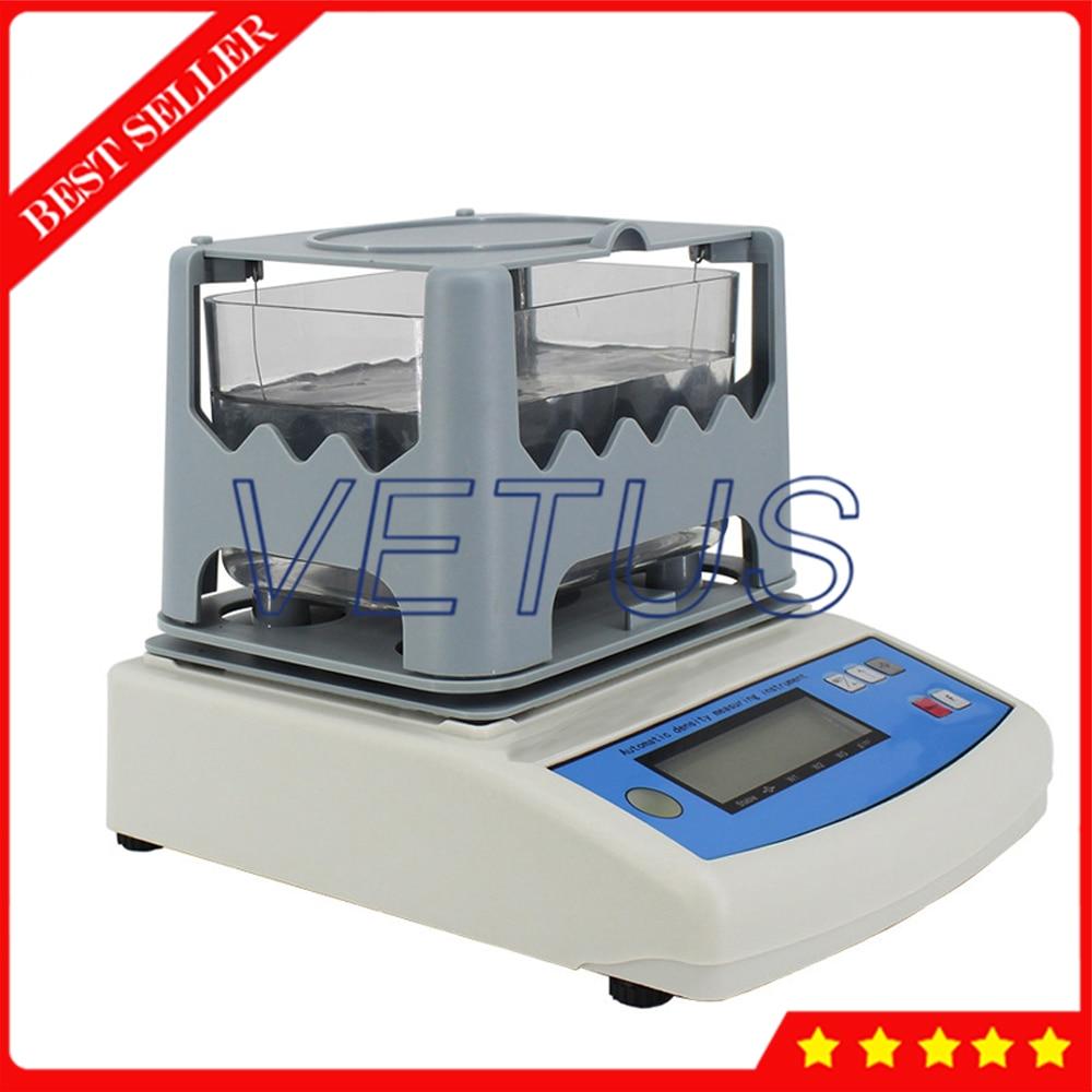 Automatic Electronic Solid Density Meter Particle Densitmeter For Rubber plastics Sponge Density Measuring Instrument VTS3002GT Densitometers     - title=